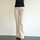 レディースファッション 激安 通販 ブーツカットパンツ